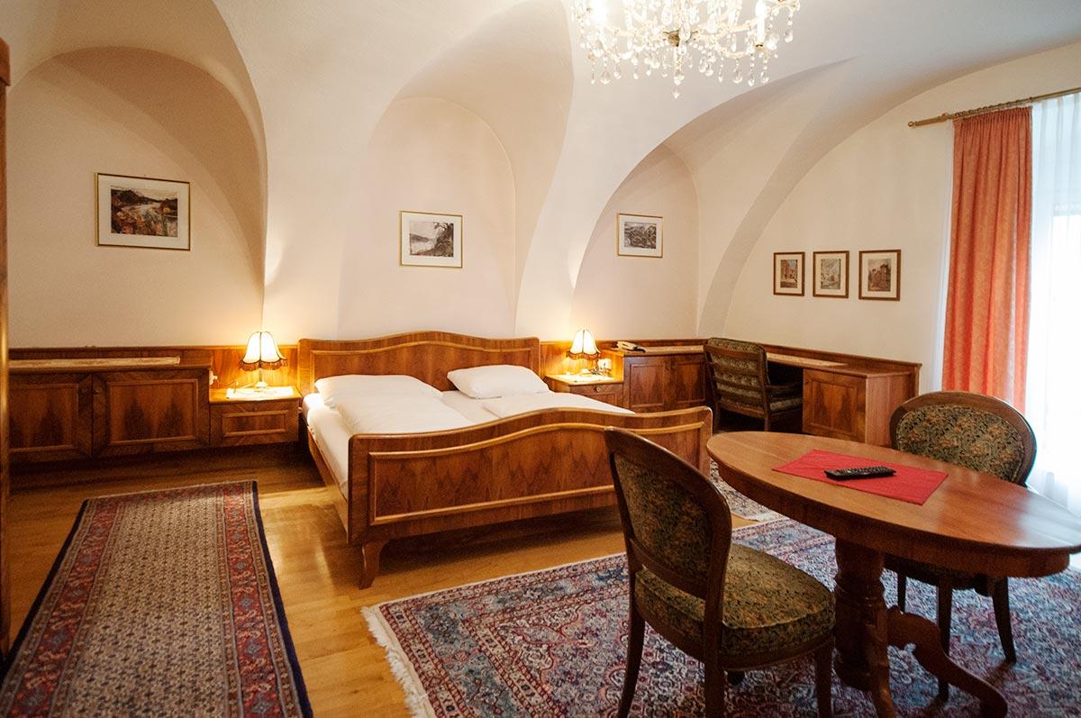 Hotel Sonne Zimmer Herrschaftssuite
