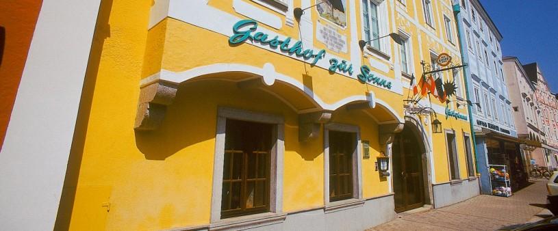 Gasthof Sonne Aschach an der Donau