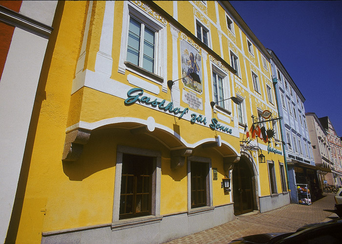 Gasthof Sonne, Aschach an der Donau