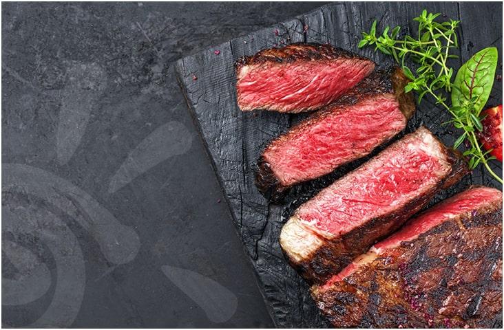 Restaurant Gastro Programm Steak oder Burger