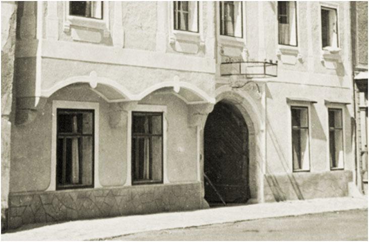 Gasthof Sonne 1930